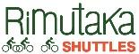Rimutaka Shuttles - Web Logo color white Bkgrnd